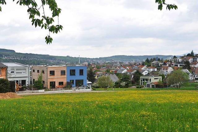 Grundstücks- und Immobilienpreise sind in Lörrach nochmals gestiegen