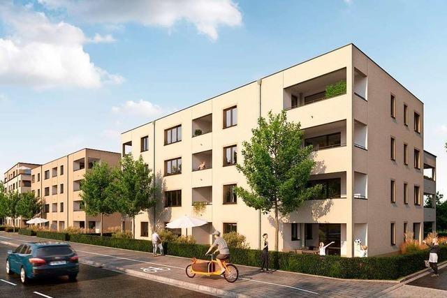 Bauprojekt an der Elsässer Straße in Freiburg startet mit Verzögerung