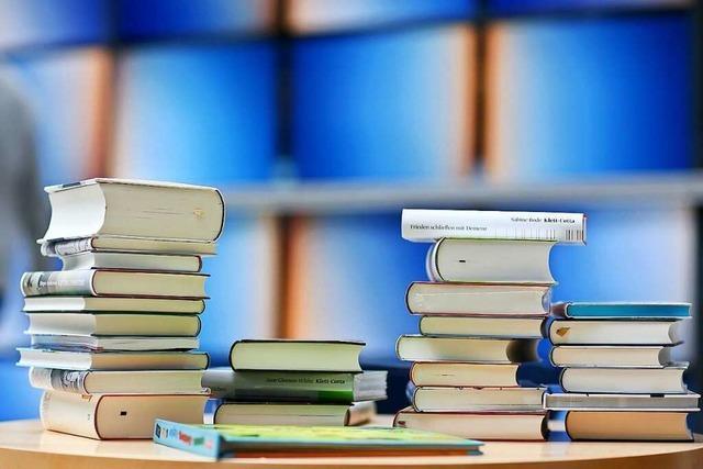 Wer viele Bücher hat, ist ein glücklicher Mensch – und hat ein Problem