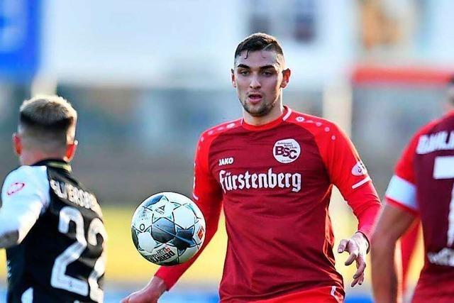 Bahlinger SC will nicht wieder früh in Rückstand geraten