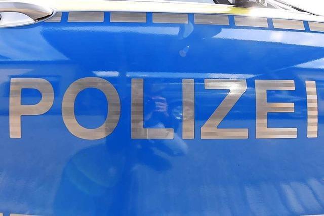 40 Vermummte zogen mit Chinaböllern durch die Freiburger Innenstadt