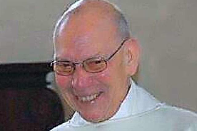 Pfarrer Wolfgang Kirsten ist gestorben