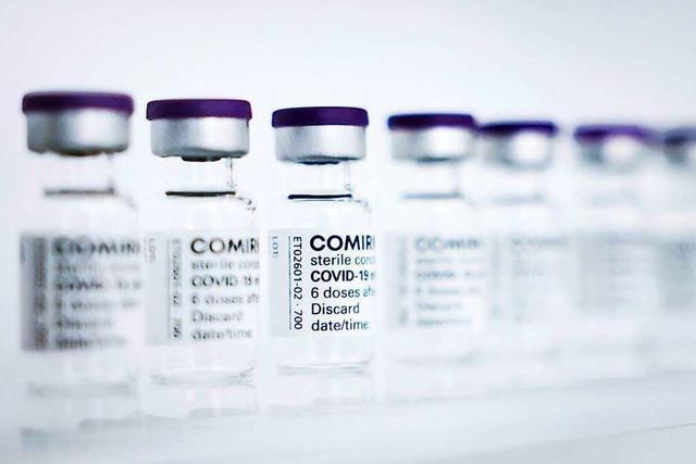 Biontech: Antrag auf Impfstoffzulassung für Kinder ab zwölf gestellt
