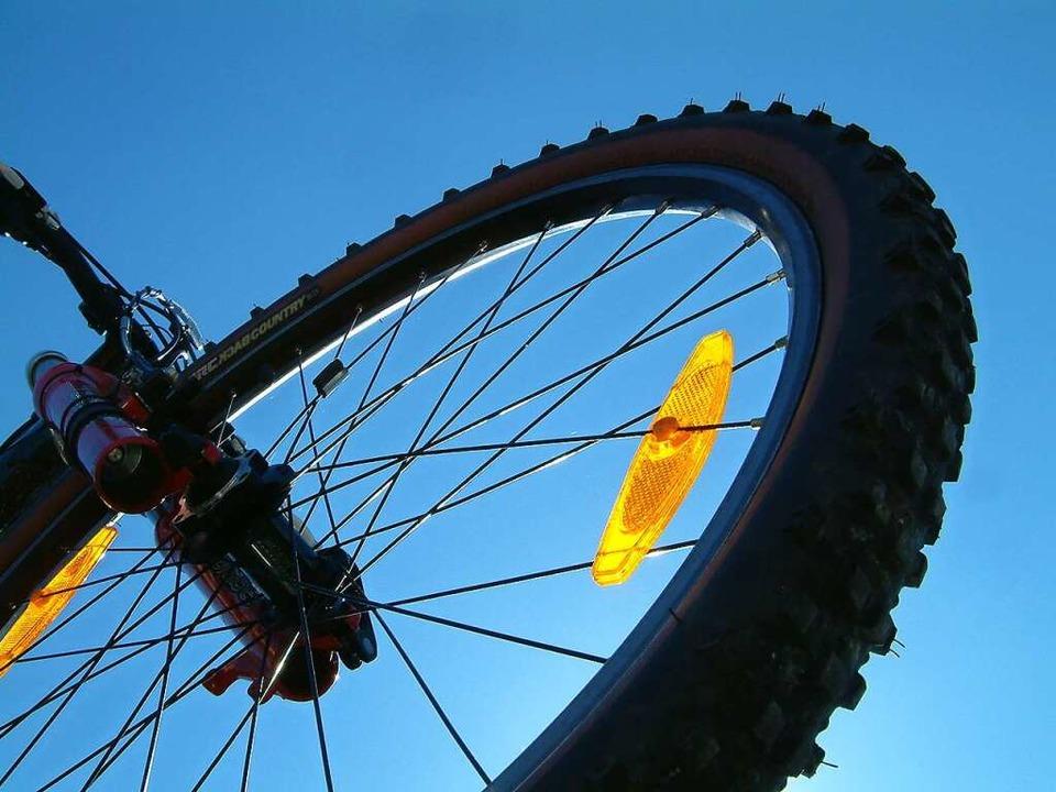 Ein Radler mit hochwertigem Mountainbiker attackierte einen anderen Radfahrer.  | Foto: Günther Sigmund/fotolia.com