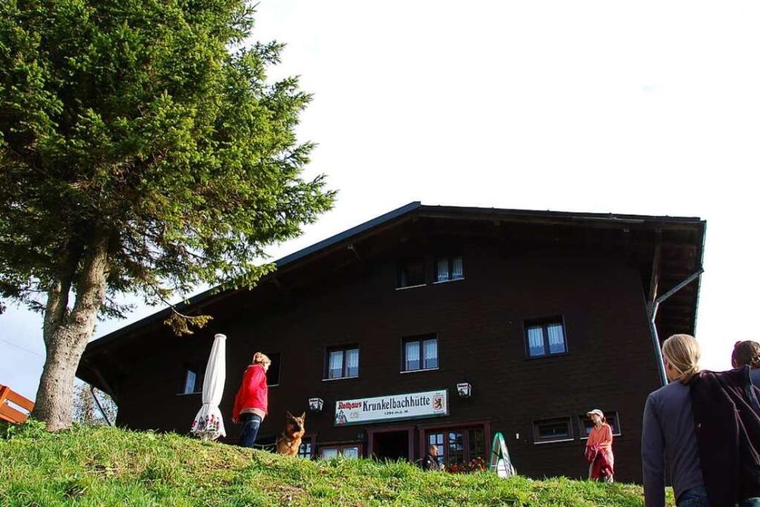 An der auf 1294 Meter Höhe gelegenen K...amstags und sonntags etwas außer Haus.    Foto: André Hönig