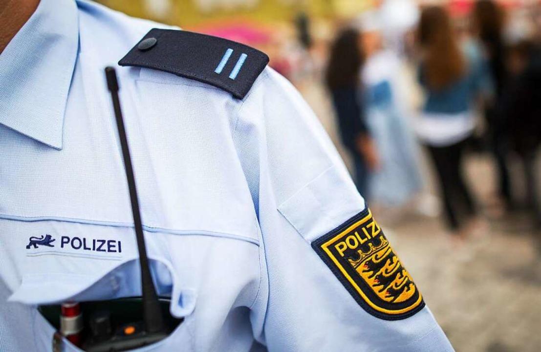 Das Polizeirevier Emmendingen will bei...mmlungen in Zukunft direkt eingreifen.    Foto: Christoph Schmidt (dpa)