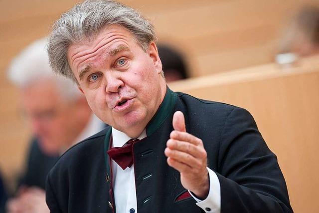 Fiechtners Klage nach Rauswurf aus dem Landtag teilweise erfolgreich