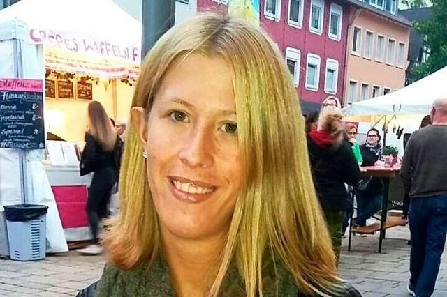 Sandra Wiesenfarth aus Lahr hat eine Ausbildung als Wein-Guide absolviert