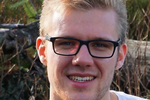 Max Wüstenberg, Weintechnologe bei der Winzergenossenschaft Durbach
