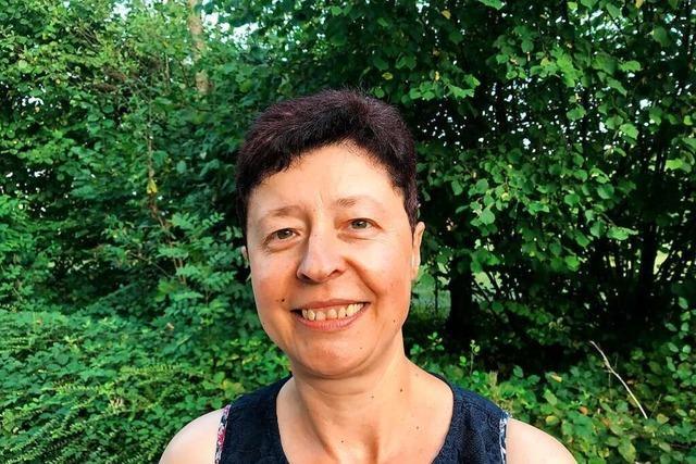 Petra Himmelsbach aus Schuttertal, Wein-Guide im Anbaugebiet Breisgau
