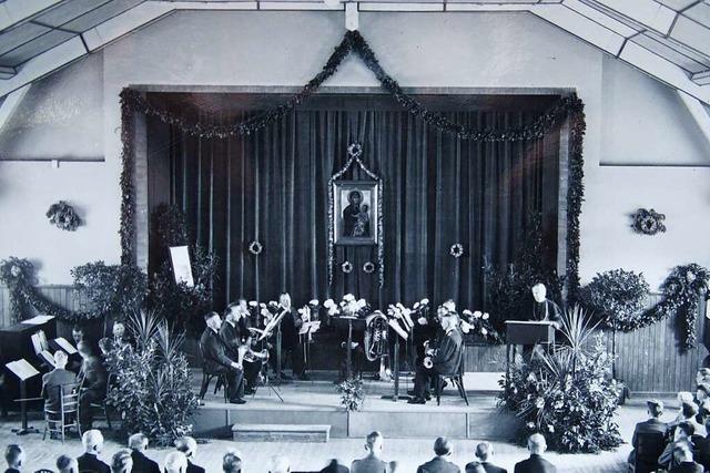Vor 75 Jahren wurden am Kolleg St. Blasien Gymnasium und Internat wiedereröffnet