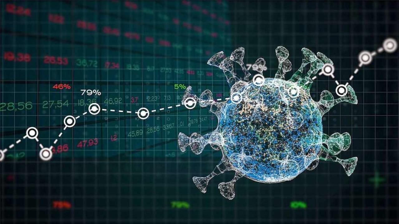 Zeigt sich allmählich ein Effekt der C...ßnahmen ind er Statistik? (Symbolbild)  | Foto: VFX  (stock.adobe.com)