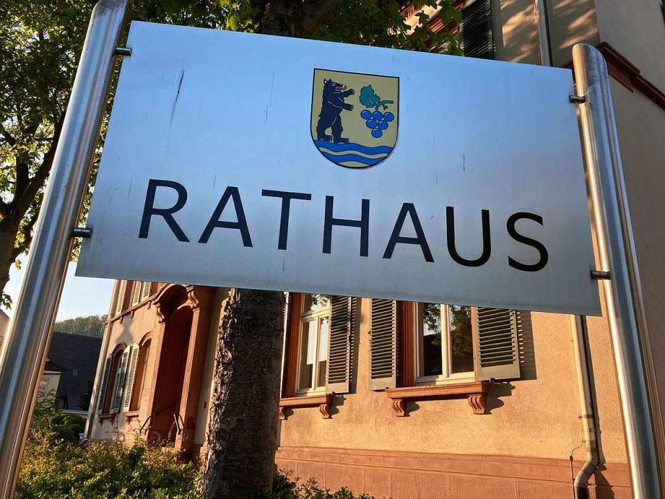 Die finanziellen Altlasten haben die V...g von Grenzach-Wyhlen gut beschäftigt.  | Foto: Dora Schöls
