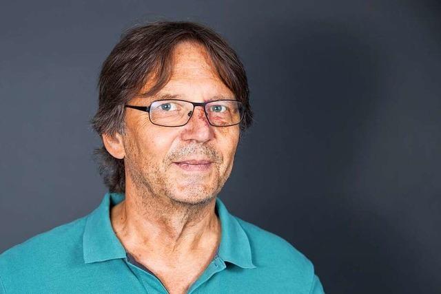 Spürnase, Reporter, Bahn-Versteher: Franz Schmider geht in den Ruhestand