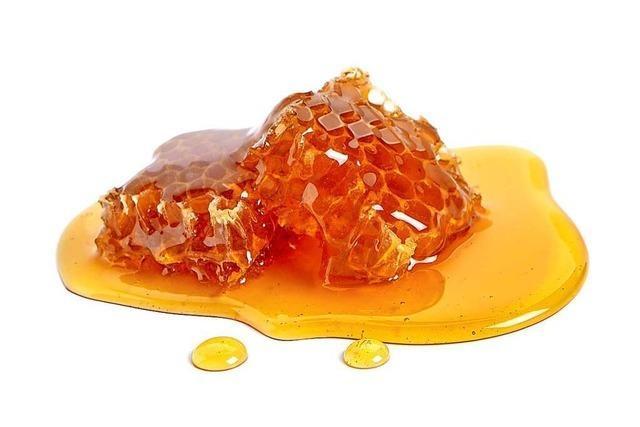 Honig ist voller Antioxidantien