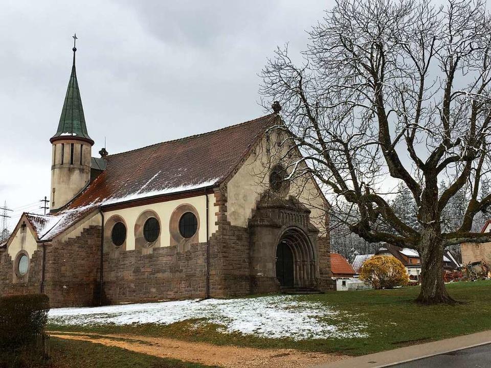 Die Kapelle von Blumberg-Zollhaus war ...ienstes eine wichtige Zufluchtsstätte.  | Foto: Florian Kech