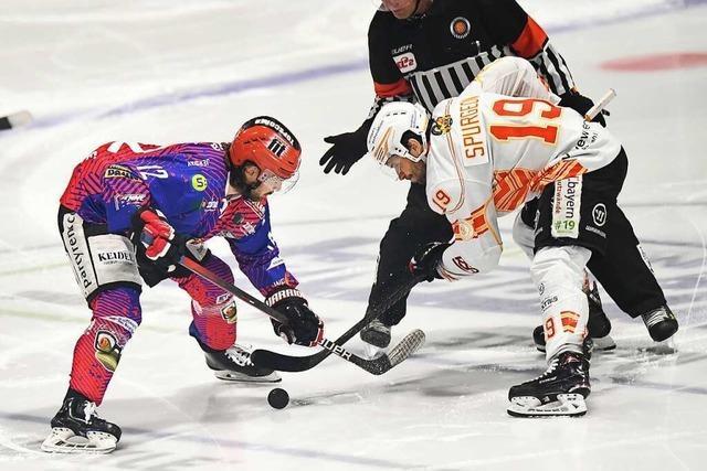 4:1 im entscheidenden Spiel: Der EHC Freiburg steht im Playoff-Halbfinale
