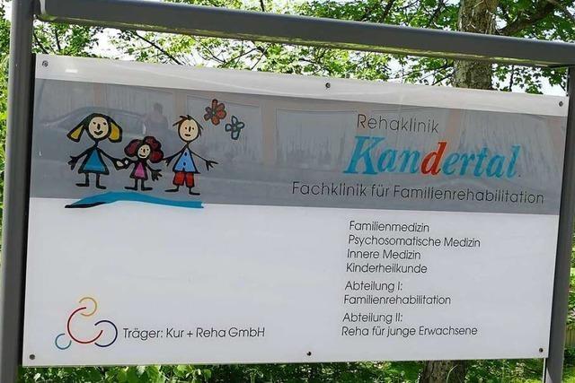 Die Rehaklinik Kandertal in Malsburg-Marzell meldet sieben Coronainfizierte