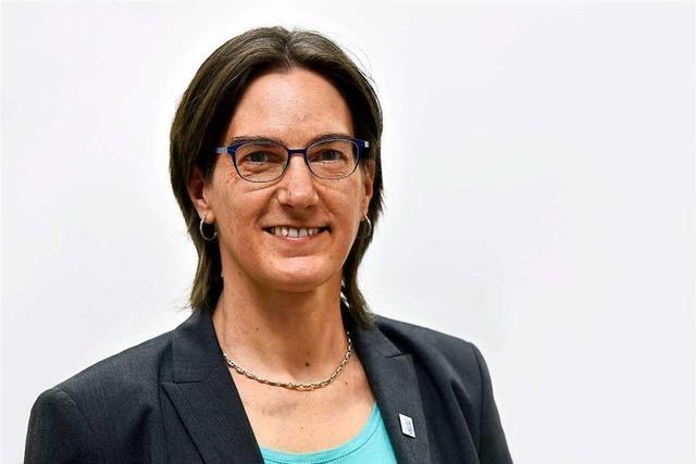 Seit über einem Jahr sorgt Nicole Wöhrle für einen laufenden Uni-Betrieb