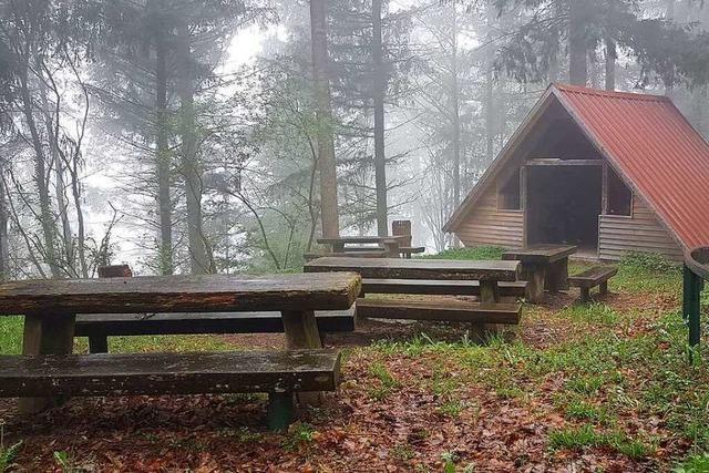 Corona und Regenwetter: So trist war der 1. Mai im Landkreis Lörrach