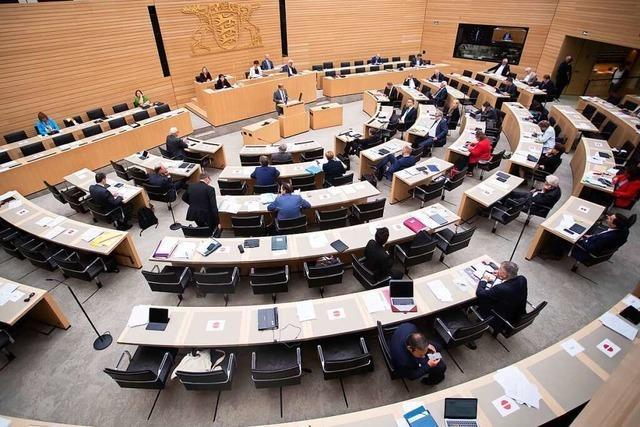 Neu gewählter Landtag in Baden-Württemberg ist jünger und diverser
