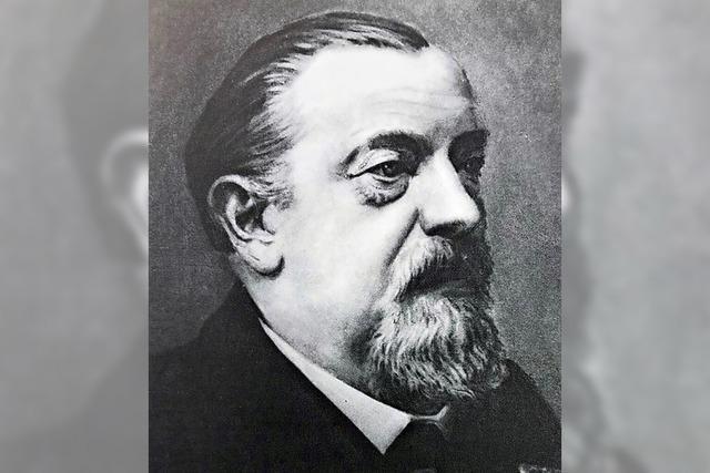 200. Geburtstag von Anton Leo