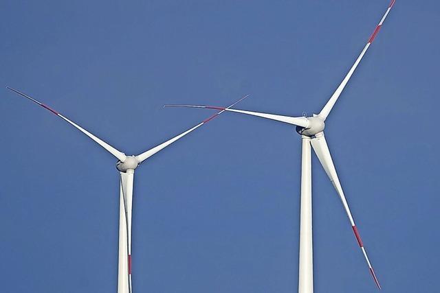 Einspruch gegen Windräder