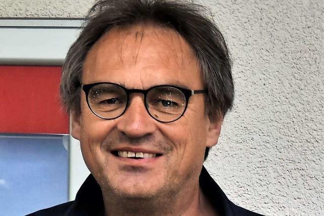 Der FC Hauingen hat mit Peter Schnepf einen neuen Vorsitzenden gefunden