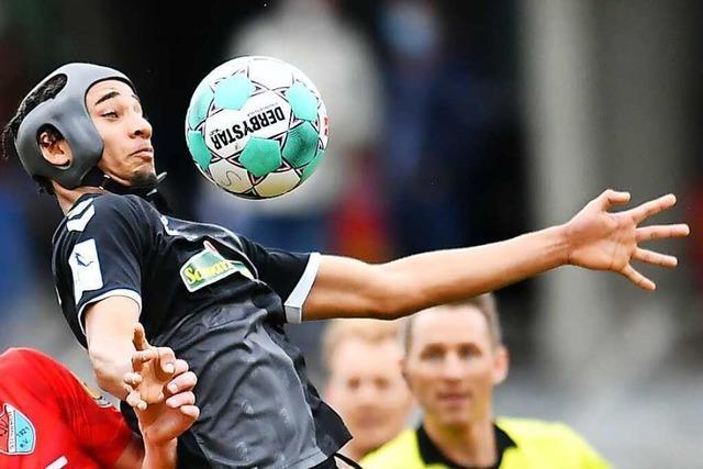 Der FC Gießen verlangt Tabellenführer SC Freiburg II alles ab