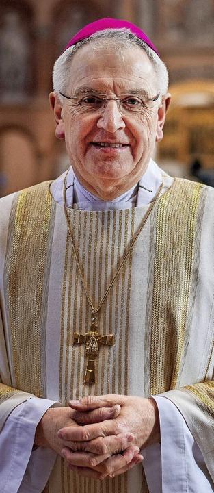 Dresdens Bischof Timmerevers    Foto: Mario Hösel (imago)