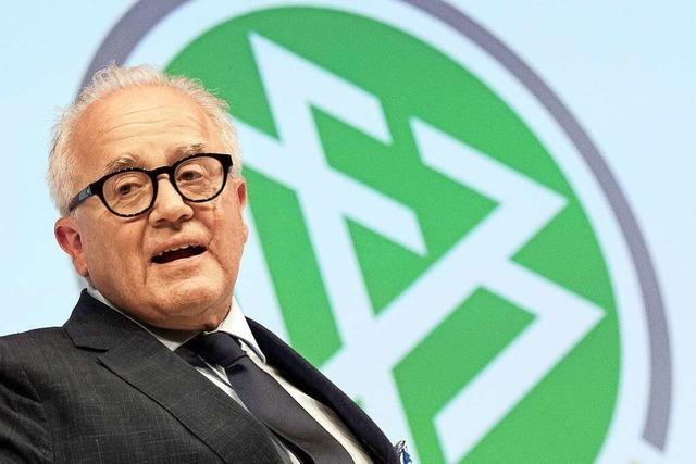 Der DFB und Fritz Keller: Eine vertane Chance