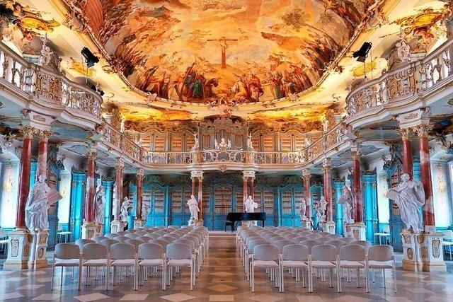 Begleiten Sie uns auf die Oberschwäbische Klosterroute
