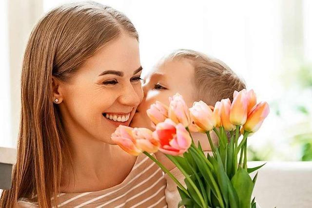Überraschen Sie zum Muttertag mit einer Grußanzeige in der BZ!