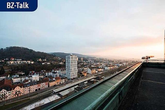 BZ-Talk: Ist der Einzelhandel in Lörrach noch zeitgemäß?
