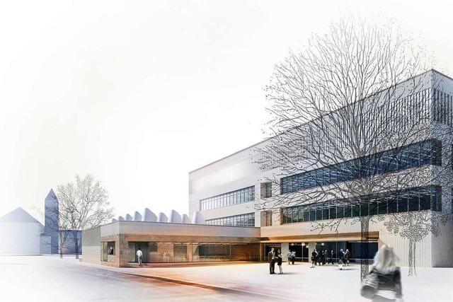 Das neue Uni-Institut für Anatomie und Zellbiologie wird in Freiburg-Mooswald gebaut