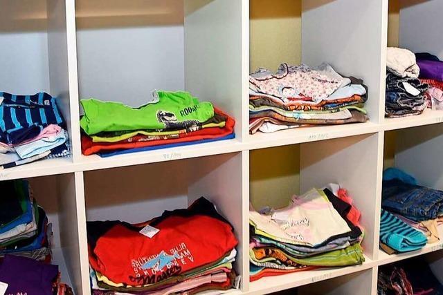 Grenzacher Familientreff bietet eine corona-konforme Kinderkleiderbörse