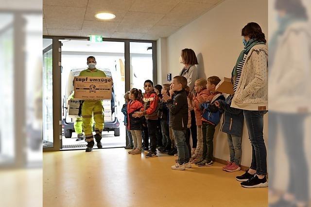 Aus der alten Schule in Kirchhofen wird eine neue Kita