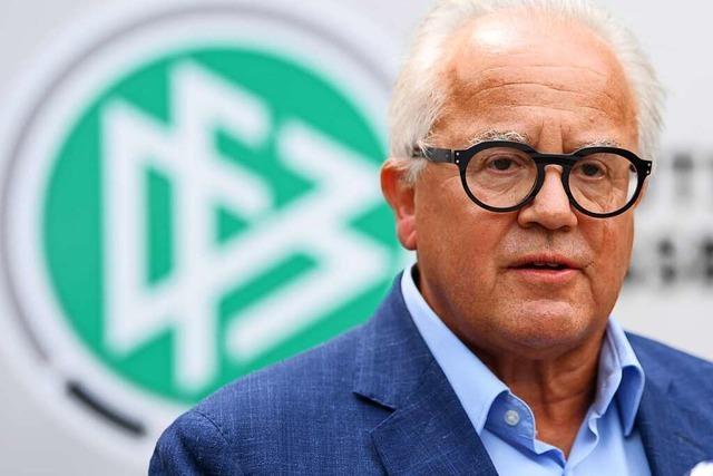 Wie viel Einfluss hat ein DFB-Präsident?