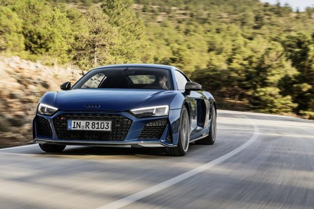 160.000 Euro Sachschaden bei Unfall mit Audi R8 auf der A98 bei Lörrach