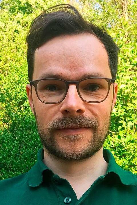 Philip Holderried ist wissenschaftlich...nd Forschungsanstalt Baden-Württemberg  | Foto: FVA