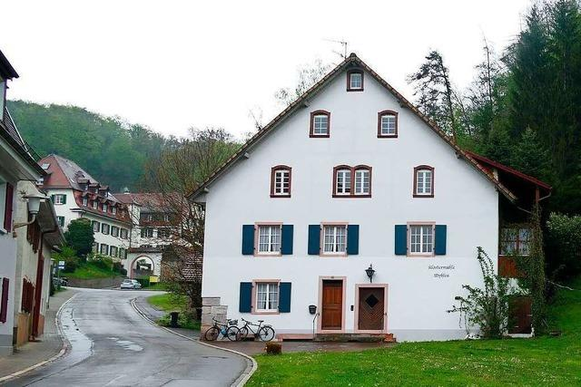 Die historische Klostermühle in Wyhlen steht zum Verkauf