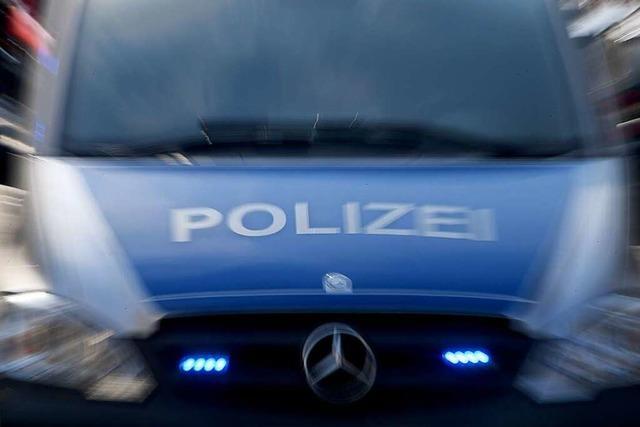 Alkoholisierter Autofahrer liefert sich Verfolgungsfahrt mit der Polizei
