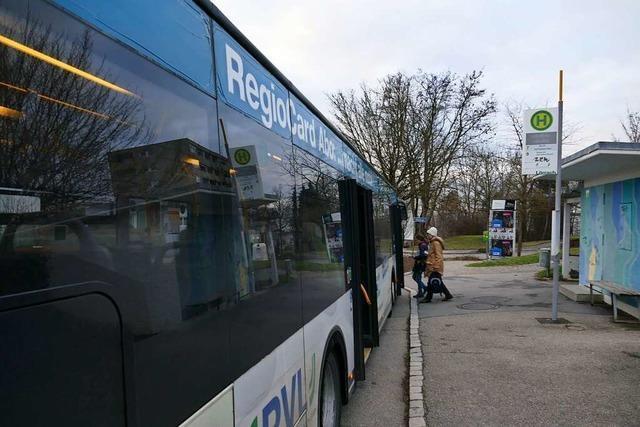 Gutachten schlägt neue Stadtbuslinie und neuen Ortsbus für Lörrachs Süden vor