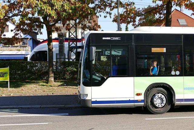 Der Stillstand beim Stadtbus in Lörrach könnte enden