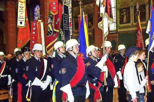Schutzpatron der Feuerwehr