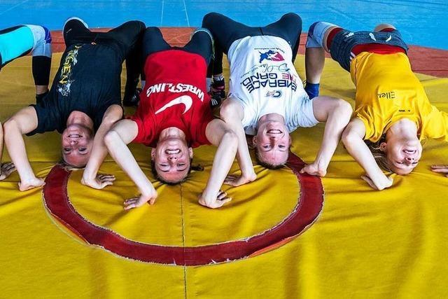 Welche Freiburger Ringerinnen sind (vielleicht) bei Olympia dabei?