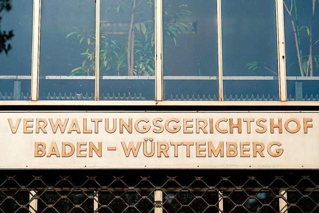Gerichtstermin für Kesslergruben-Verfahren in Mannheim steht fest