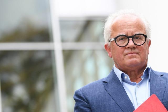 Wie reagiert Fritz Keller auf das Misstrauensvotum beim DFB?