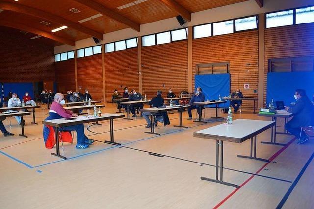 In Biederbach entsteht ein kombiniertes Haus aus Kindergarten und Seniorenheim