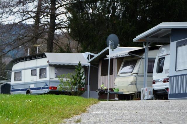 Geschlossene Campingplätze: Wandern Gäste in andere Regionen ab?